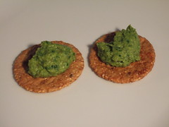 Minty Pea Spread