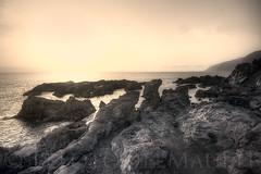 Volcnico Mar (el maui / lefotodelmaui.it) Tags: sunset sea sky espaa santacruz sun clouds sunrise volcano islands wide wideangle maui tenerife vulcan canary teide isle atlanticocean canaryislands isla canaria magma vulcano garachico isola lasamericas vulkan volkan masca lagomera canarie losgigantes puertosantiago lapalmas lefotodelmauiit lefotodelmaui aronadetenerife