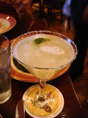 Margarita at Adobo Grill