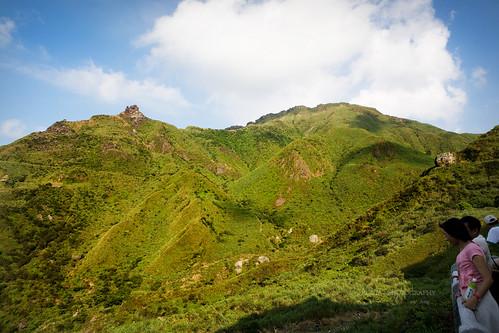 金瓜石群山