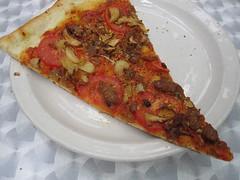 Vegan Pizza (veganbackpacker) Tags: street food oregon portland vegan district arts pizza alberta pdx bella faccia veganfood