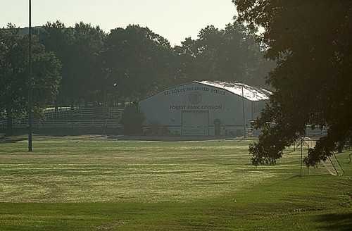 Aviation Field, in Forest Park, Saint Louis, Missouri, USA