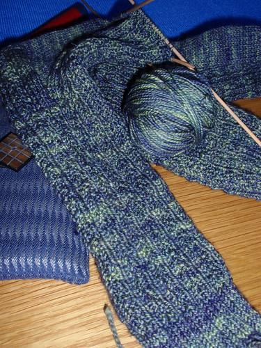 Lichen socks 1