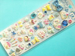 Kawaii Cute Birthday Stone Jewel Sticker September Blue Sapphire (Kawaii Japan) Tags: birthday bear pink blue flower cute art smile animals cake japan shop stone project shopping bag scrapbooking asian happy japanese diy store sticker pretty artist candle heart designer crafts decoration creative adorable goods ring plastic birthdaycake decorating commercial stuff kawaii sweets crown sheet collectible lovely cuteness creator supplies decor deco puffy stationery goodies birthdaycard crafting jewel stationary supply sapphire craftsupplies cardmaking craftshop ribbonbow japanesestore cawaii japaneseshop kawaiigoods kawaiistuff kawaiishopping decoden kawaiijapan kawaiishop kawaiidiy japanesekawaii kawaiishopjapan