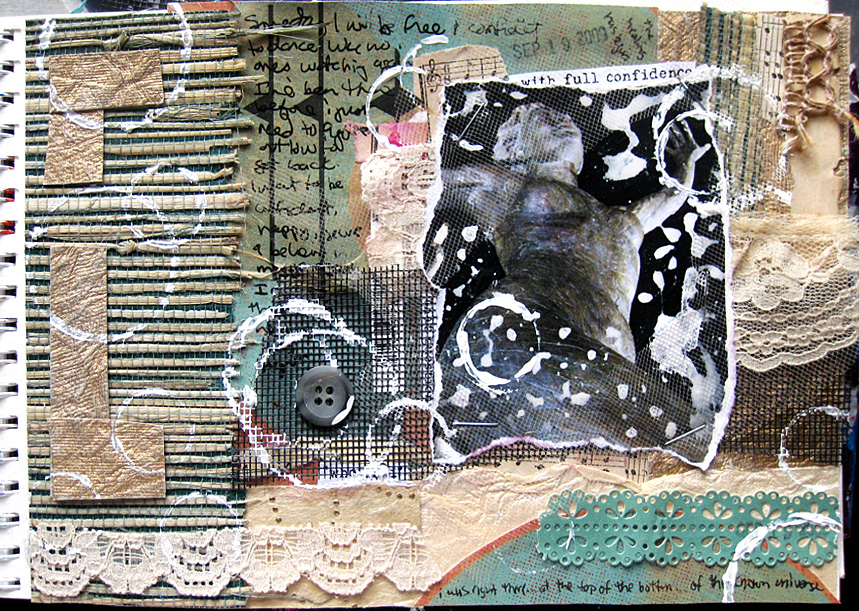 Art Journal - 091909