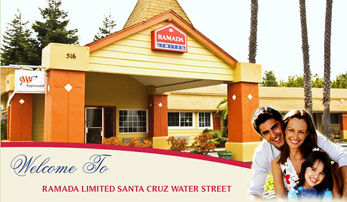 Motels in Santa Cruz CA, Hotels in Santa Cruz California