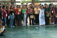 IMG_6382 (powless) Tags: youth venezuela conference jovenes indigenouspeoples wayuu indoamerica pueblosindigenas