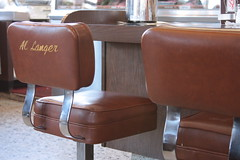 Al Langer's chair