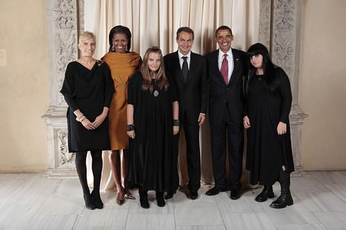 Zapatero's Daughters