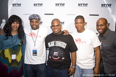 photo credit: Rameen Gasery (Rameen Gasery) Tags: new david television festival sharif michael er dr maurice tracy cast bailey taylor atkins director drama dwyer gallant the rameen nytvf 2os gasery