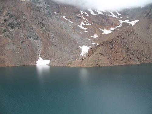 Der Grünsee im hintersten Ultental