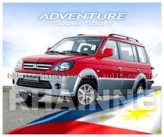 129K CASHOUT!!! - 2010 Mitsubishi Adventure GLS Sport