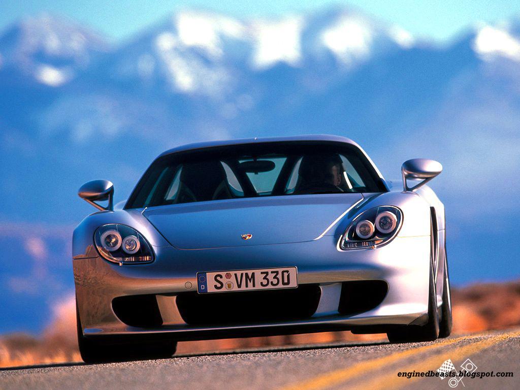 Porsche Carrera GT 02