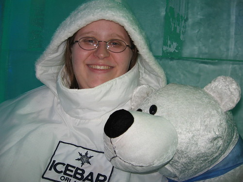 Me and my Buddy, IceBar