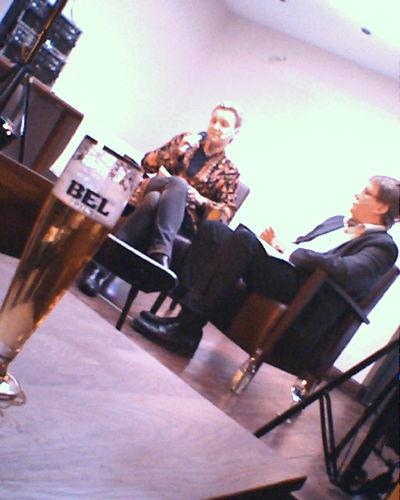 Maria Abrahamsson @ Makthavaröl Oct 08, 2009