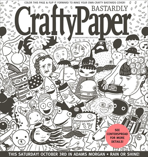 Crafty Bastards // Crafty Paper