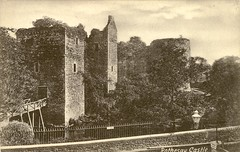 Rothesay Castle Isle Of Bute Pre 1914