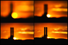 blink (Crazy Ivory) Tags: lighting camera morning light sunset red sky orange cloud sun black blur color building berlin industry public colors silhouette yellow architecture backlight clouds contrast canon buildings dark lights amazing blurry warm heaven industrial day factory colours cloudy bokeh blurred fav20 stack outoffocus clear several more burning burn smokestack silueta 70300mm fav30 brandenburg cloudformation coolingtower unsharp dyptich indistinct sharpness warmcolors tamron70300 fav10 tamron70300mm fav40 sungoesdown twostacks 400d canoneos400d manyimages suncomesup fromindistincttoclear gettygermanyq2 gettygermanyq3 gettygermanyq4