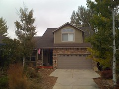 The House (13jorn) Tags: house boulder gunbarrel iphone