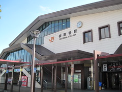 JR御殿場站 富士山口