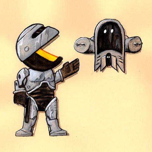 Robo Pac-Man