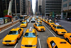 New York Yellow (Ken Yuel) Tags: newyorkcity unitedstatesofamerica newyorkstate manhattanisland yellowcabs digitalagent kenyuel newyorkyellowcabs