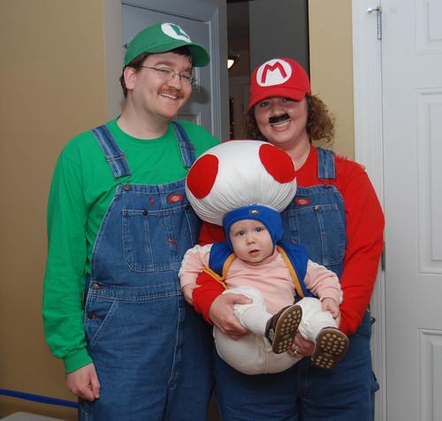 Sarah Viola and Family