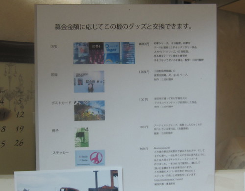 江古田ユニバースチャリティ