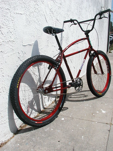 Article One BMX cruiser