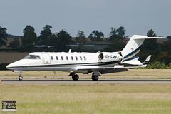 G-GMAA - 45-167 - Gama Aviation - Learjet 45 - Luton - 100824 - Steven Gray - IMG_2173