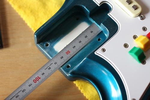 Neck pocket length