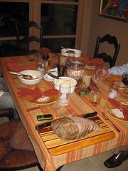 christmas dinner (kittiegeiss) Tags: bread mashedpotatoes um potroast itwasgood hesatrooper idontrememberwhatelse itwasrobsthirddinneroftheday afterwewatchedamovie neaandilaidonthefloorunderabigblanket thatiswhatreallyfeelslikehome