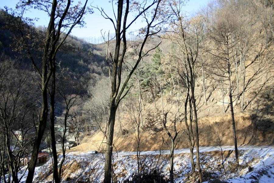 Gyejok Mt., Biraesa Temple