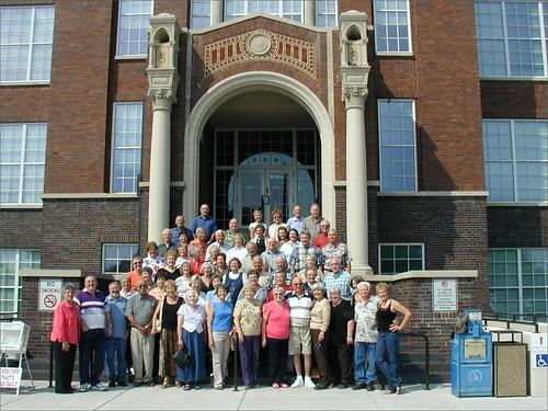 CHS 50th reunion · Cleburne High School Class of 1955