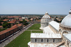 Pisa - Piazza dei Miracoli (Bluesky71) Tags: belltower pisa campanile tuscany toscana torrependente piazzadeimiracoli miraclessquare