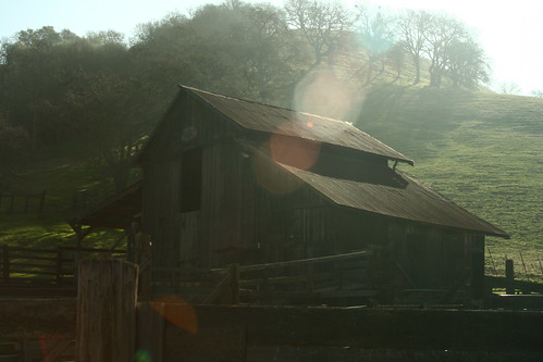 Horse Barn, Borges Ranch