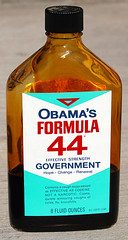 Obama's the 44th President- Does he have the Formula 44 to cure what plagues us?