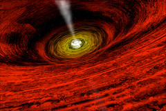 A black hole wind is rising - Bad Astronomy : Bad Astronomy
