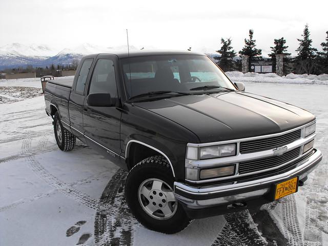 chevrolet truck gm sierra alpine chevy series grille 1994 silverado 1500 gmc billet cheyanne k1500 cda9884