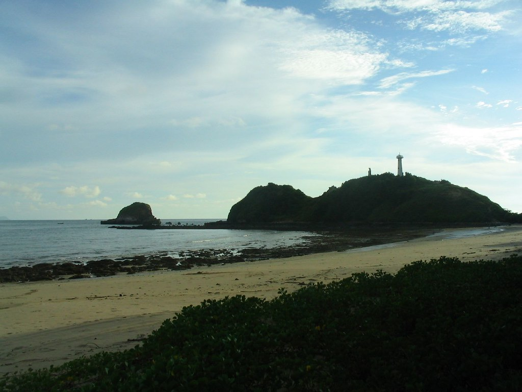 Lighthouse and national park, Ko Lanta