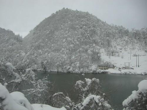 雪景色/Snow scene