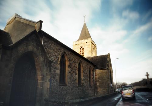 Fairlie church pinhole 30Jan09