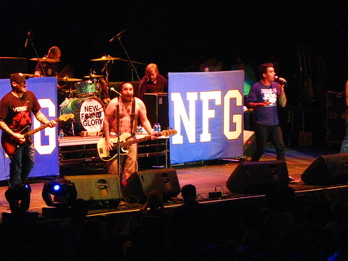 New Found Glory by you.