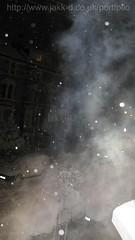 Steam-And-Snow (Jakki-D) Tags: snow nature night canon photo steam g9 jakkid
