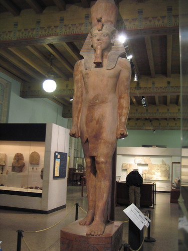 colossal statue king tut Ramses square and the colossal statue of ramesses ii  the statue has stood in the square for more than 50 years but with the  us king tut exhibit egypt news.