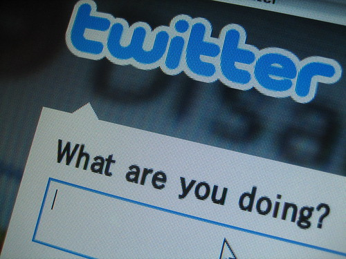 twitter - What are you doing? by keiyac, on Flickr