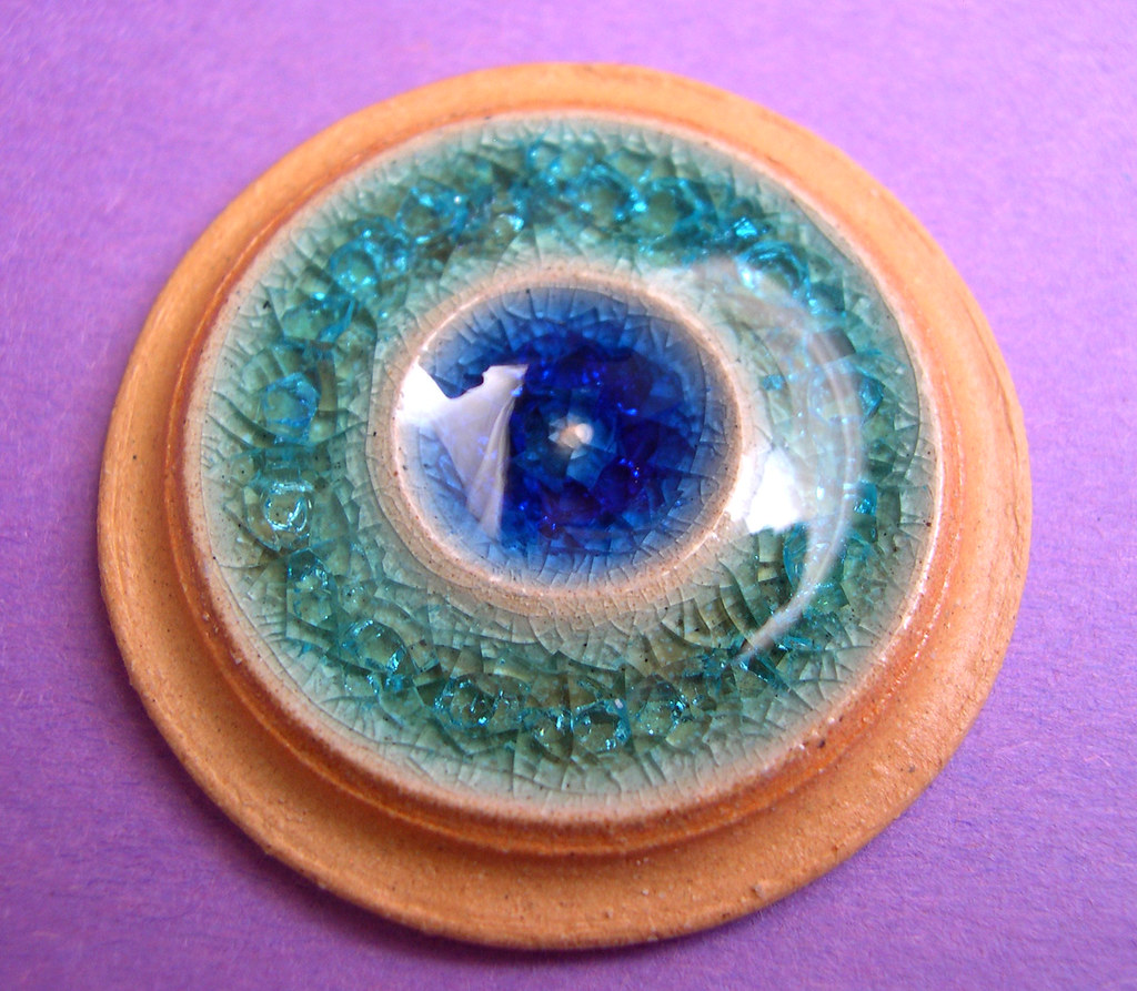 Shades of Blue Cabochon