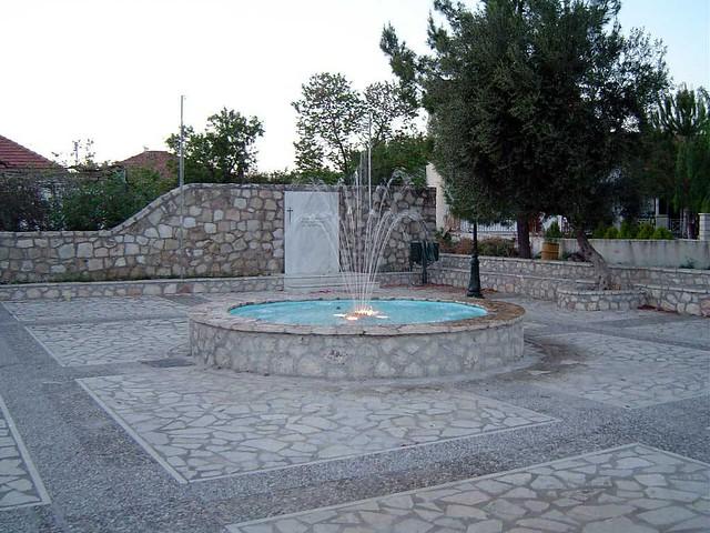 Ιόνια Νησιά - Λευκάδα - Μεγανήσι Πλατεία Κατωμερίου
