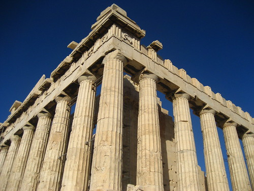 The Acropolis: The Parthenon
