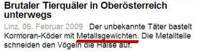 nicht unser Deutsch